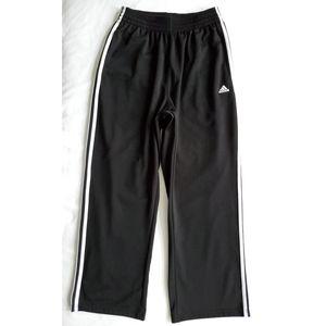 Adidas Regular Fit Athletic Track Pants Medium